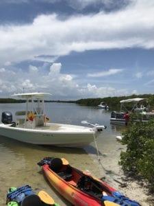 Midnight Pass Boat Parking Sarasota Beaches