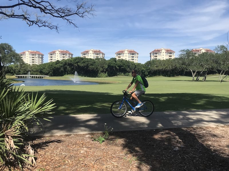 The Amelia Island Bike Path is One of the Best in Florida